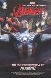 All-New, All-Different Avengers (2015-) Annual #1 - Chip Zdarsky, Natasha Allegri, Natasha Allegri, Zac Gorman, Jay P. Fosgitt, Faith Erin Hicks, Faith Erin Hicks, Mahmud A. Asrar, G. Willow Wilson, Scott R. Kurtz, Scott R. Kurtz, Alex Ross, Mark Waid