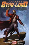 Legendary Star-Lord Volume 1: Face It, I Rule - Sam Humphries, Paco Medina, Freddie Williams