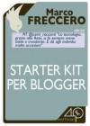 Starter Kit per Blogger - Marco Freccero