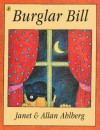 Burglar Bill (Picture Puffin Books) - Janet Ahlberg, Allan Ahlberg