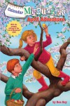 Calendar Mysteries #4: April Adventure (A Stepping Stone Book(TM)) - Ron Roy