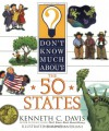 Don't Know Much About the 50 States - Kenneth C. Davis, Renee Andriani, Renee W. Andriani