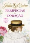 Peripécias do Coração (Bridgertons #2) - Ana Álvares, Julia Quinn
