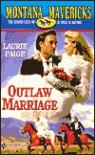 Outlaw Marriage - Laurie Paige