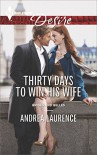 Thirty Days to Win His Wife (Brides and Belles Book 2) - Andrea Laurence