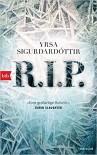 R.I.P.: Thriller (Kommissar Huldar und Psychologin Freyja, Band 3) - Yrsa Sigurdardóttir, Anika Wolff