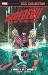 Daredevil Epic Collection: A Touch of Typhoid - John Romita Jr., Ron Lim, Whilce Portacio, Fabian Nicieza, Ann Nocenti, Mike Baron, Steve Ditko
