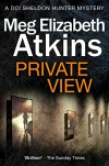 Private View (DCI Sheldon Hunter Mystery Book 1) - Meg Elizabeth Atkins