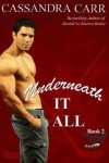 Underneath It All (Storm Series) - Cassandra Carr