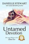 Untamed Devotion (The Barrington Billionaires Book 5) - Danielle Stewart
