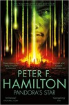 Pandora's Star (Commonwealth Saga #1) - Peter F. Hamilton