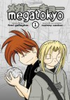 Megatokyo, Volume 1 - Fred Gallagher, Rodney Caston