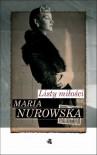 Listy miłości - Maria Nurowska