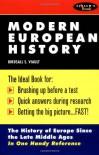 Modern European History - Birdsall S. Viault