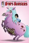 Bob's Burgers #1 3rd Printing Zombie Equestranauts Variant - Rachel Hastings, Frank Forte