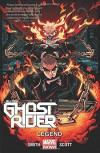 All-New Ghost Rider Volume 2: Legend - Felipe Smith, Damion Scott