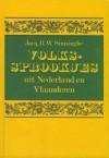 Volkssprookjes Uit Nederland En Vlaanderen - Jacques R.W. Sinninghe