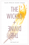 The Wicked + The Divine,  Vol. 1: The Faust Act - Kieron Gillen, Jamie McKelvie
