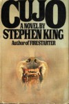 Cujo 1ST Edition - Stephen King