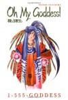 1-555-Goddess! (Oh My Goddess! (Numbered)) - Kosuke Fujushima;Kosuke Fujishima