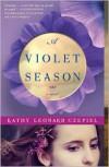 A Violet Season - Kathy L Czepiel