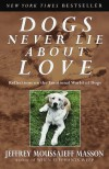 Dogs Never Lie About Love: Reflections on the Emotional World of Dogs - Jeffrey Moussaieff Masson, Jared Taylor Williams