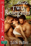 A Bride for Two Renegades - Edith DuBois