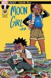 Moon Girl and Devil Dinosaur (2015-) #29 - Natacha Bustos, Brandon Montclare