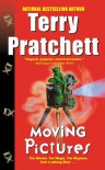 Moving Pictures - Terry Pratchett