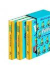 Pippi Langstrumpf Gesamtausgabe drei Bänden im Schuber - Astrid Lindgren