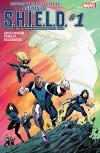 Agents of S.H.I.E.L.D. (2016-) #1 - Marc Guggenheim, German Peralta, Mike Norton