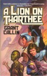 Lion on Tharthee - Grant Callin
