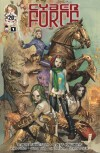 Cyberforce (2012) #1 - Marc Silvestri
