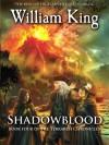 Shadowblood - William King