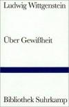 Über Gewißheit (Gebunden) - Ludwig Wittgenstein