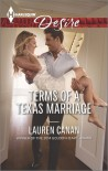Terms of a Texas Marriage - Lauren Canan