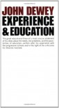 Experience and Education - John Dewey