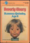 Ramona Quimby Age 8 (Ramona #6) - Beverly Cleary, Alan Tiegreen