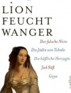 The Spanish Ballad (Raquel, the Jewess of Toledo) - Lion Feuchtwanger