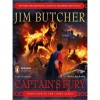 Captain's Fury (Codex Alera Series #4) - Jim Butcher,  Kate Reading
