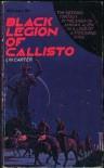 Black Legion of Callisto - Lin Carter