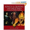 Kings & Queens of England: From the Saxon Kings to the House of Windsor - Nigel Cawthorne