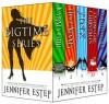 The Bigtime Series (Bigtime, #1-4) - Jennifer Estep
