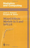 Mixed-Effects Models in S and S-Plus - José C. Pinheiro