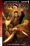 Jim Butcher's Dresden Files: War Cry #1 - Jim Butcher, Mark Powers, Carlos Gómez, Mohan