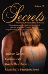 Secrets: Volume 13 - Amber Green, Calista Fox, Rachelle Chase, Charlotte Featherstone