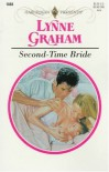 Second-Time Bride (Harlequin Presents, #1888) - Lynne Graham