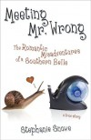 Meeting Mr. Wrong: The Romantic Misadventures of a Southern Belle - Stephanie Snowe