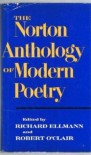 The Norton anthology of modern poetry, - Richard Ellmann