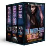 The Twenty-Sided Sorceress Series, Books 1-3: Justice Calling, Murder of Crows, Pack of Lies - Annie Bellet
